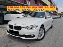 2017 BMW 3 SERIES 318i MCO OFFER Year Made 2017 Turbo Mil 49k km only Full and Free Service WheelCorp Warranty to 2021