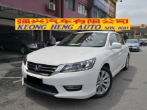 2013 HONDA ACCORD 2.0 VTi MCO PROMOTION Year Made 2013 Full Leather Seat CP Model