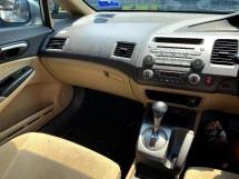 2009 HONDA CIVIC (AUTO)FREE MOTOR BARU + CASH 1K + 6 BULAN INSTALLMENT PERTAMA TAK PAYAH BAYAR BLACKLIST CAN LOAN