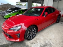 2017 TOYOTA 86 2.0 GT FACELIFT