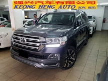2012 TOYOTA LAND CRUISER 4.6 ZX