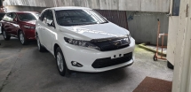 2017 TOYOTA HARRIER 2.0 ELEGANCE POWER BOOT 50% SALES TAX OFFER