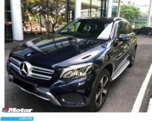 2018 MERCEDES-BENZ GLC 200 2.0 T WARRANTY TILL 2022 AFTER SALES TAX OFFER