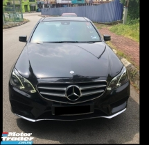 2015 MERCEDES-BENZ E-CLASS E300 AMG FULL SPEC BLUETEC HYBRID DIESEL FULL SERVICE RECORD BY