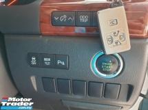 2009 TOYOTA ALPHARD 240S TYPE GOLD POWER BOOT 2 POWER DOOR