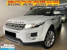 2013 LAND ROVER EVOQUE 2.0 (A) Si4 CBU FS (FREE 1 YEAR WARRANTY) 4 DOOR