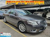 2009 TOYOTA CAMRY 2.0 G FACELIFT 2 yrs warranty