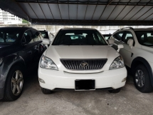 2006 TOYOTA HARRIER 2.4 G (A) BEST DEAL