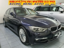 2016 BMW 3 SERIES 318i Luxury  Mil Done 60K KM