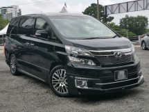 2012 TOYOTA VELLFIRE 3.5 V L EDITION FACE LIFT (A) LIKE NEW