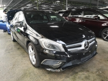 2015 MERCEDES-BENZ A-CLASS A180/FREE 5 YEARS WARRANTY
