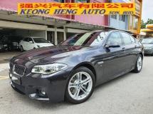 2014 BMW 5 SERIES 528i CKD M-Sport Facelift *Mileage 68K KM*