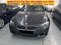 2013 BMW 5 SERIES 528i 2.0 M SPORT (FREE 2 YEARS WARRANTY)