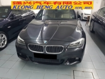 2013 BMW 5 SERIES 528i 2.0 M SPORT (FREE 2 YEARS WARRANTY)