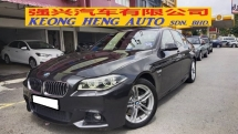 2014 BMW 5 SERIES 528I M-SPORTS (A) FULL SERVICE RECORD