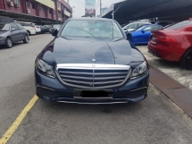 2016 MERCEDES-BENZ E-CLASS E250 CBU (A) LIKE NEW