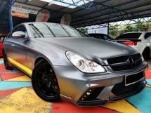 2009 MERCEDES-BENZ CLS-CLASS Mercedes Benz CLS350 3.5 WALD BLACK BISON BKIT