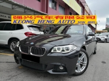 2014 BMW 5 SERIES 528i MSport New Facelift TRUE YEAR MADE 2014 FREE 2 YEAR WARRANTY Mil 68k km Full Service Quill Auto