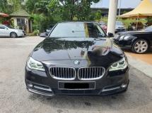 2015 BMW 5 SERIES 520I LOCAL 59K KM