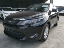 2017 TOYOTA HARRIER 2.0 ELEGANCE - Sunroo & Android Player - Unreg