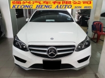 2014 MERCEDES-BENZ E-CLASS E250 2.0 CGI AMG (FREE 2 YEARS WARRANTY)(JAPAN SPEC)