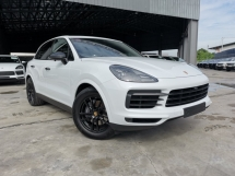 2019 PORSCHE CAYENNE 3.0 V6 PANROOF BOSE SOUND BEST DEAL UNREG