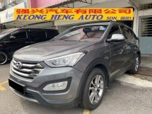 2014 HYUNDAI SANTA FE 2.4 (A) 4WD Actual Year Make