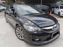 2010 HONDA CIVIC 2.0 i-VTEC FD2 BLACK EDITION
