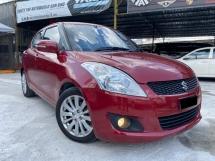 2013 SUZUKI SWIFT 1.5 GLX GUARANTEE STILL IN NICEEEE CONDITION