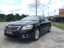 2010 TOYOTA CAMRY 2.4 V FACELIFT PREMIUM PUSH START MODEL
