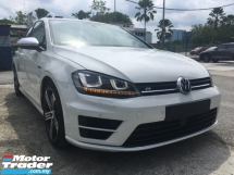 2015 VOLKSWAGEN GOLF PUSH START JPN SPEC DCC 2015 Volkswagen GOLF R