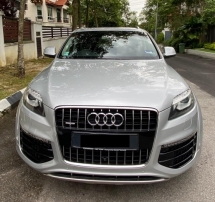 2015 AUDI Q7 3.0TFSI QUATTRO ADAPTIVE AIR SUSPENSION
