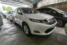 2017 TOYOTA HARRIER 2.0 PRE FACELIFT FULLSPEC UNREG GENUINE YEAR MAKE 2017 HALF SST POWER BOOTH PRE CRASH 360 CAMERA