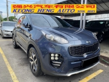 2017 KIA SPORTAGE 2.0 GT FS UW2022 Actual Year Make