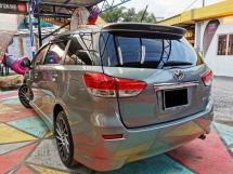 2010 TOYOTA WISH Toyota WISH 1.8 X (A) PERFECT CONDITION WARRANTY