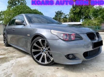 2008 BMW 5 SERIES 525I ORI M-SPORT SUNROOF