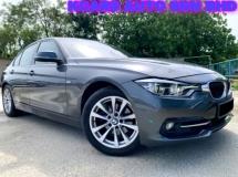 2017 BMW 3 SERIES 320I SPORTS ORI PAINT FREE WARRANTY