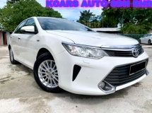 2016 TOYOTA CAMRY 2.0 E FACELIFT MODEL LEATHER SEAT