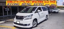 2014 TOYOTA VELLFIRE 3.5 V6 VL PREMIUM MODEL, FREE 2 YEARS WARRANTY