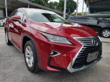 2017 LEXUS RX 200T - JAPAN UNREG - CHEAPEST RX IN TOWN..