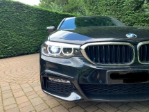 2017 BMW 5 SERIES 530I M-SPORT - FULL SPEC - UK UNREG - LOW MILEAGE