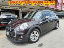 2015 MINI 5 DOOR 1.5 Facelift  Reg 19 Japan Spec