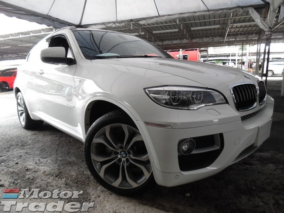2013 BMW X6 3.0 XDRIVE35i Twin Power TURBO FaceLIFT SUNROOF