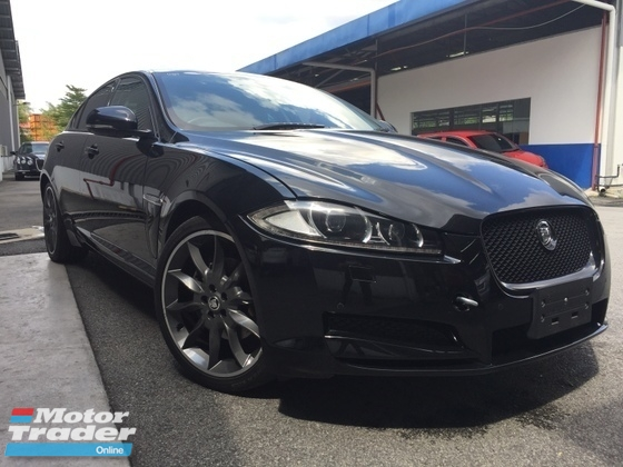 2013 JAGUAR XF 3.0 PREMIUM LUXURY (UNREG) JAPAN FULL SPECS
