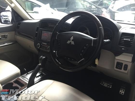 2012 MITSUBISHI PAJERO 4WD 3.2 (A)