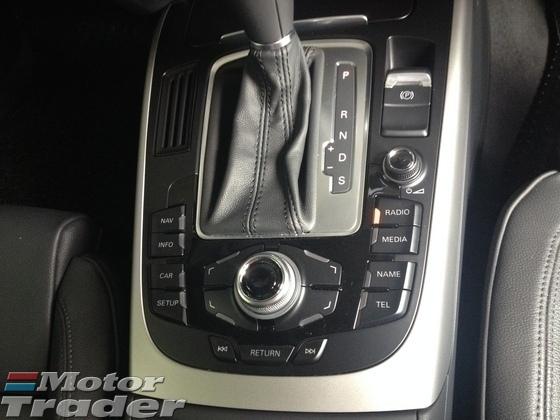 2012 AUDI A5 1.8 TFSI Coupe Unreg 12
