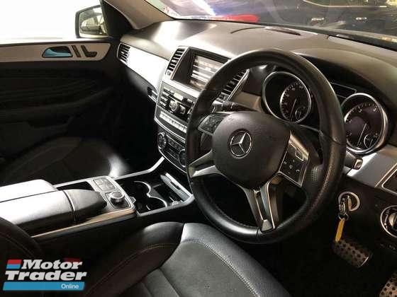 2012 MERCEDES-BENZ M-CLASS Mercedes Benz ML 350 3.5 Diesel BlurTec AMG Sport Edition