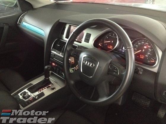 2011 AUDI Q7 3.0 TFSI Quattro Facelift Unreg 11