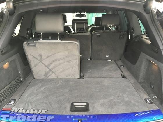 2013 AUDI Q7 3.0 V6 Turbocharge Black Edition 7 Seat HSpec