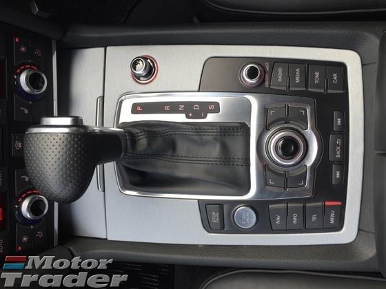 2013 AUDI Q7 3.0 TFSi SLine Quattro MMi 7 Seat BOSE